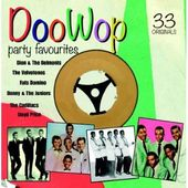 Doo Wop Party Favorites (2-CD)