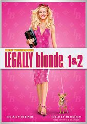 Legally Blonde 1&2 (2-DVD)