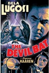 "Devil Bat - Large Poster (17 3/8"" x 26"")"