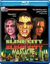 Slime City/Slime City Massacre Double (Blu-ray)