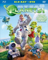 Planet 51 (Blu-ray + DVD) (with Digital Copy)