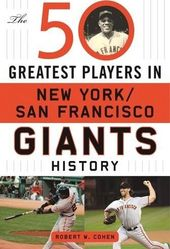 Baseball - The 50 Greatest Players in New