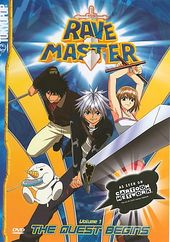 Rave Master - Volume 1: The Quest Begins
