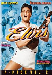 Elvis Presley - 4-Pack, Volume 2 (Blue Hawaii /