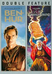 Ben-Hur / The Ten Commandments (4-DVD)