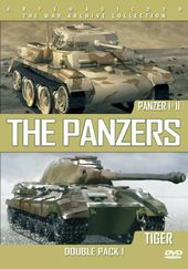 WWII - Tanks & Artillery in WW2: Panzer I & II /