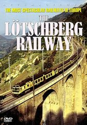 Trains - The Lotschberg Railway