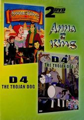 Anna and the King / D4: The Trojan Dog (2-DVD)