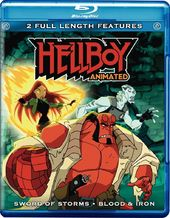 Hellboy: Sword of Storms / Blood & Iron