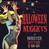 Halloween Nuggets: Monster Sixties A Go-Go (3-CD)