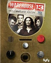Warehouse 13 - Complete Series (Blu-ray)