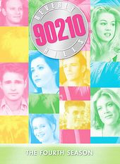 Beverly Hills 90210 - Season 4 (8-DVD)