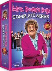 Mrs. Brown's Boys - Complete Series (8-DVD)