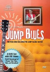 Matt Brandt's Jump Blues: Method and Soloing for