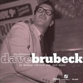 The Definitive Dave Brubeck on Fantasy, Concord