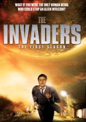 Invaders - Season 1 (5-DVD)