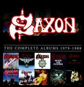 The Complete Albums 1979-1988 (10-CD)