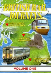 Trains - British Rail Journeys, Volume 1 (3-DVD)