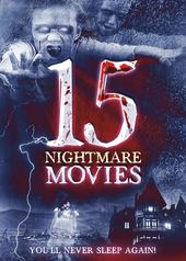 15 Nightmare Movies (3-DVD)