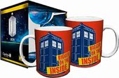 Doctor Who - TARDIS: Bigger on the Inside 11 oz.
