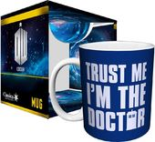 Doctor Who - Trust Me I'm the Doctor 11 oz. Boxed