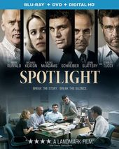 Spotlight (Blu-ray + DVD)