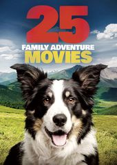 25 Family Adventure Movies (5-DVD)