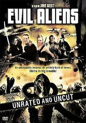 Evil Aliens (Unrated, Uncut Version)
