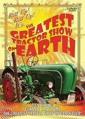Tractors - Greatest Tractor Show on Earth: