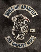 Sons of Anarchy - Complete Series (Blu-ray)