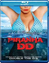 Piranha 3DD (Blu-ray + DVD)