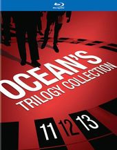 Ocean's Trilogy Collection (Blu-ray)