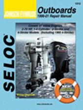 Johnson/Evinrude Outboards 1996-01 Repair Manual: