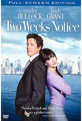 Two Weeks Notice (Full Frame)