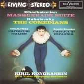 Khachaturian: Masquerade Suite; Kabalevsky: The