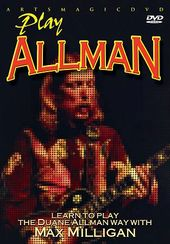 Guitar - Learn to Play the Duane Allman Way