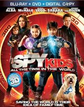 Spy Kids: All the Time in the World (Blu-ray)
