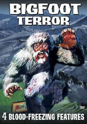 Bigfoot Terror - 4 Blood-Freezing Features