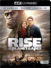 Rise of the Planet of the Apes (4K Ultra HD