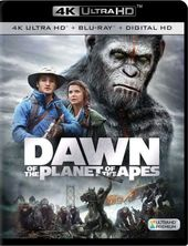 Dawn of the Planet of the Apes (4K Ultra HD