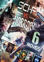 Sci-Fi vs. Horror - 6 Movies (2-DVD)