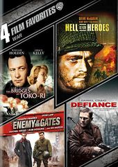 4 Film Favorites: War (The Bridges At Toko-Ri /