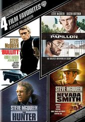 Steve McQueen: 4 Film Favorites (Bullitt /