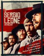 The Sergio Leone Anthology (Blu-ray)