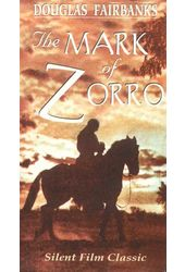 The Mark of Zorro (Silent, 1920)