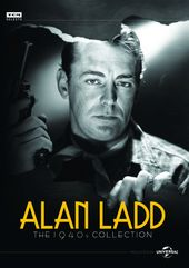 Alan Ladd: The 1940s Collection (Lucky Jordan /