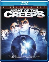 Night of the Creeps (Blu-ray, Director's Cut)