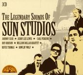 The Legendary Sounds of Sun Studios (3-CD)