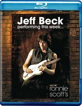 Jeff Beck - Live At Ronnie Scott's (Blu-ray)