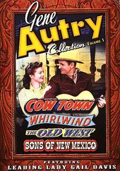 Gene Autry Collection 1 (Cow Town / Whirlwind /
